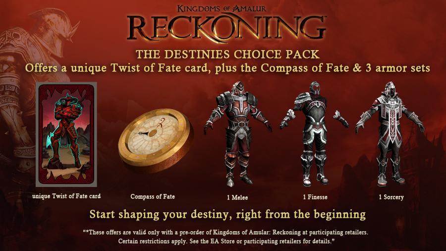 Kingdoms of Amalur Reckoning Armor