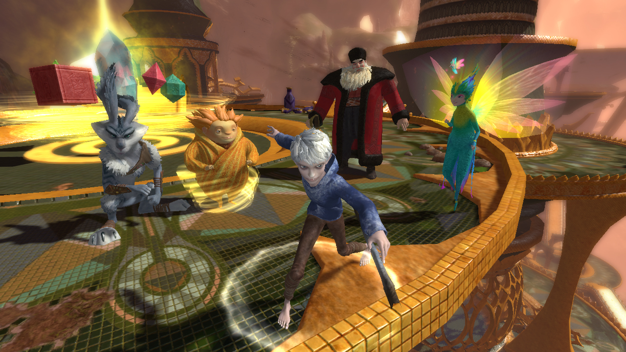 New Screenshots From Rise Of The Guardians - Things That ...